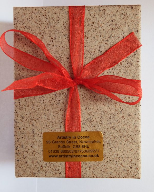 cocoa husk box