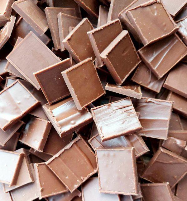65% milk chocolate madagascar