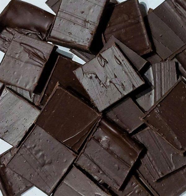 85% columbian dark chocolate