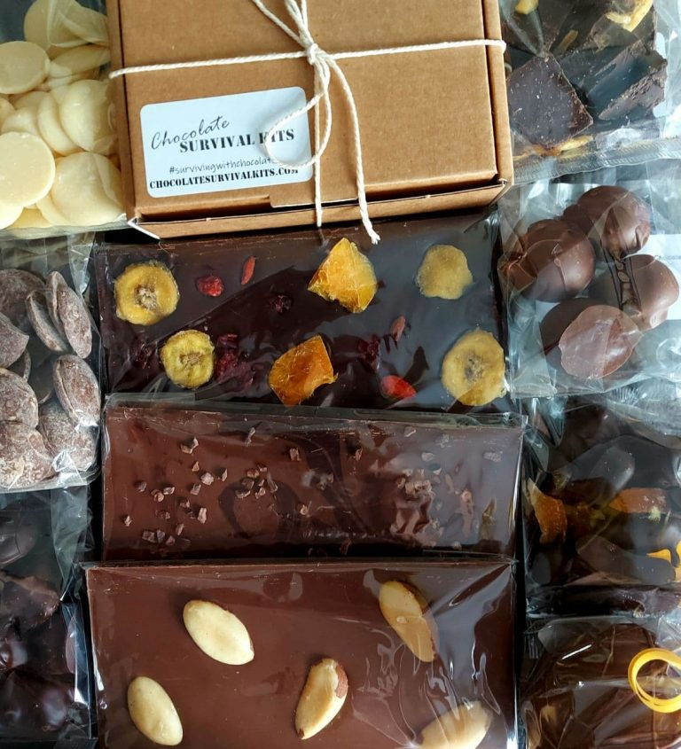 farmers market chocolates